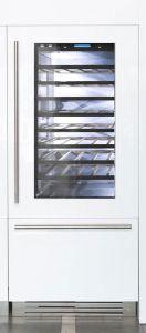 Fhiaba Side by Side Weinkühlschrank - Freezer Integrated S7490TWT