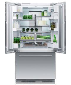 Fisher & Paykel Einbau Amerikanischer Kühlschrank RS90AU2