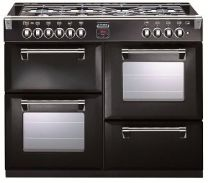 STOVES Herd  Richmond 100 cm Gas - Standard Schwarz